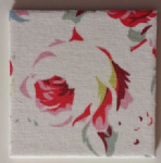 Ceramic Wall Tiles Made With Cath Kidston Greenwich Rose